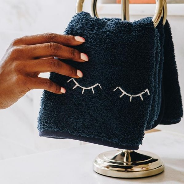 practical gifts, makeup towel and tote bags