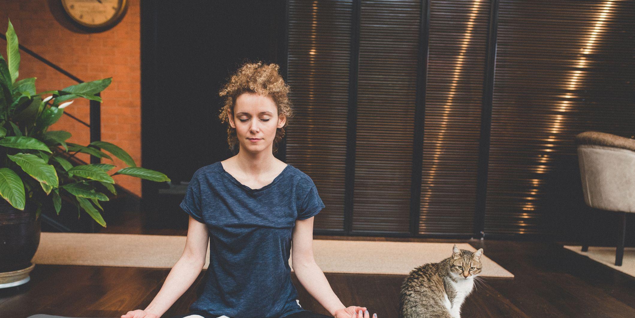 elke dag mediteren