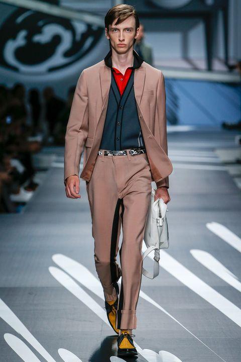 online store b9d47 f4fc5 La moda uomo della primavera celebra gli anni 60 e 70