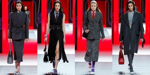 Fashion model, Fashion, Clothing, Runway, Suit, Formal wear, Haute couture, Fashion show, Footwear, Dress,