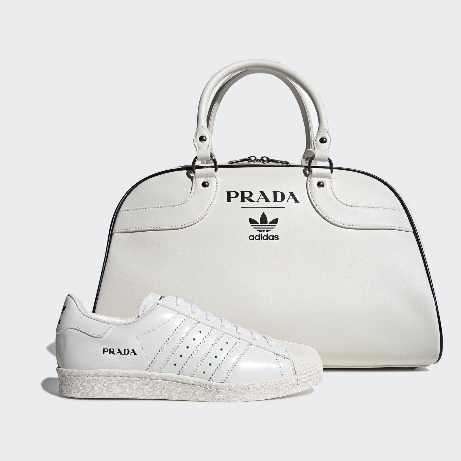 Bekijk de beelden van Prada en Adidas' bijzondere samenwerking