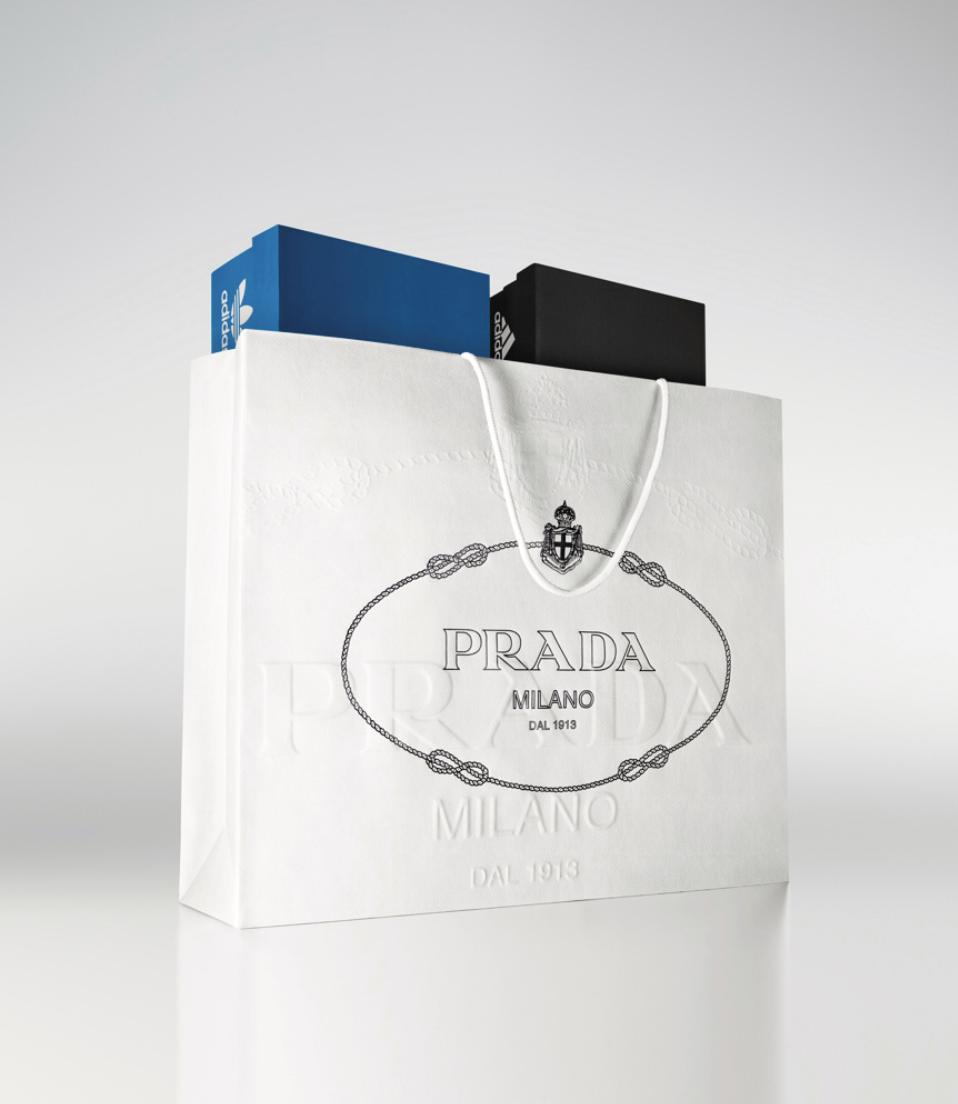 Prada en Adidas gaan samenwerken: dit is alles wat we weten