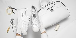 Prada x Adidas collaboration