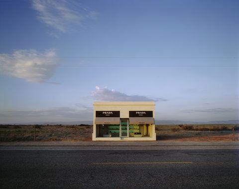 Sky, House, Architecture, Asphalt, Landscape, Cloud, Tree, Home, Building, Road trip,