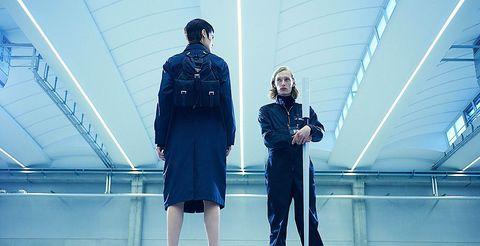 Standing, Fashion, Uniform, Architecture, Official, Military uniform, Photography, City, Fashion design, Vacation,