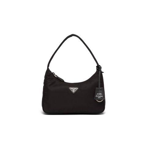 Handbag, Bag, Hobo bag, Shoulder bag, Black, Fashion accessory, Product, Leather, Material property, Font,