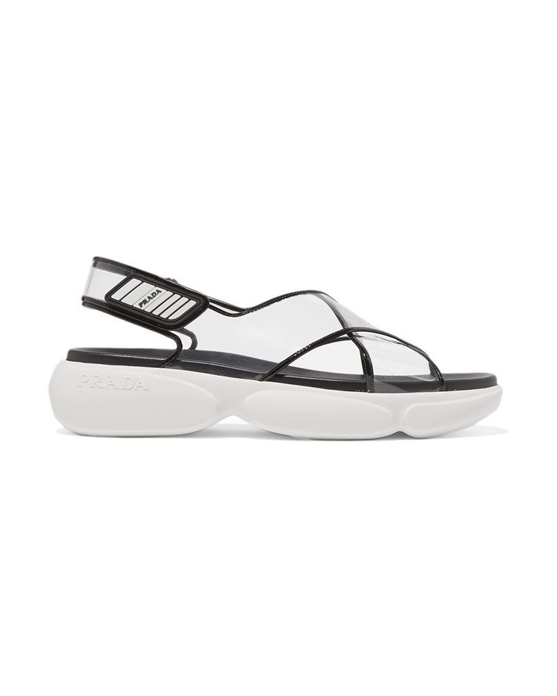 prada walking sandal - prada dad sandal