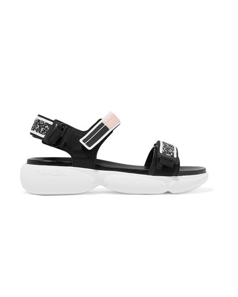 prada walking sandal - prada dad sandal