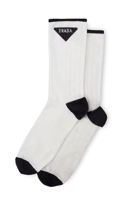 cult fashion items, prada socks
