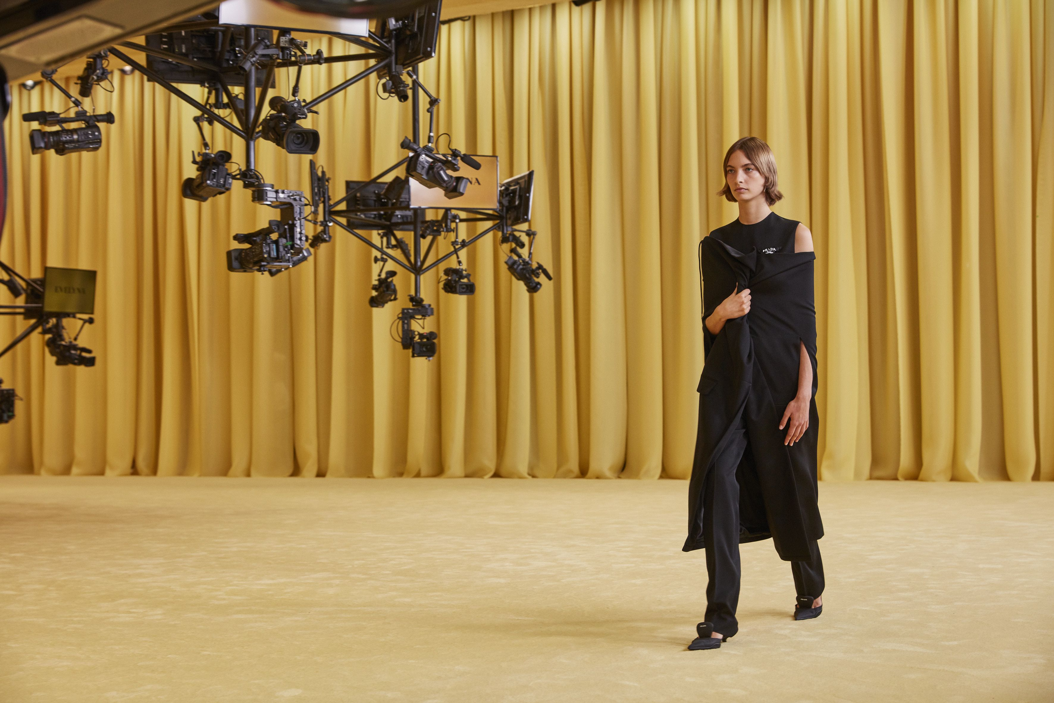 Highlights From Miuccia Prada And Raf Simons In Conversation