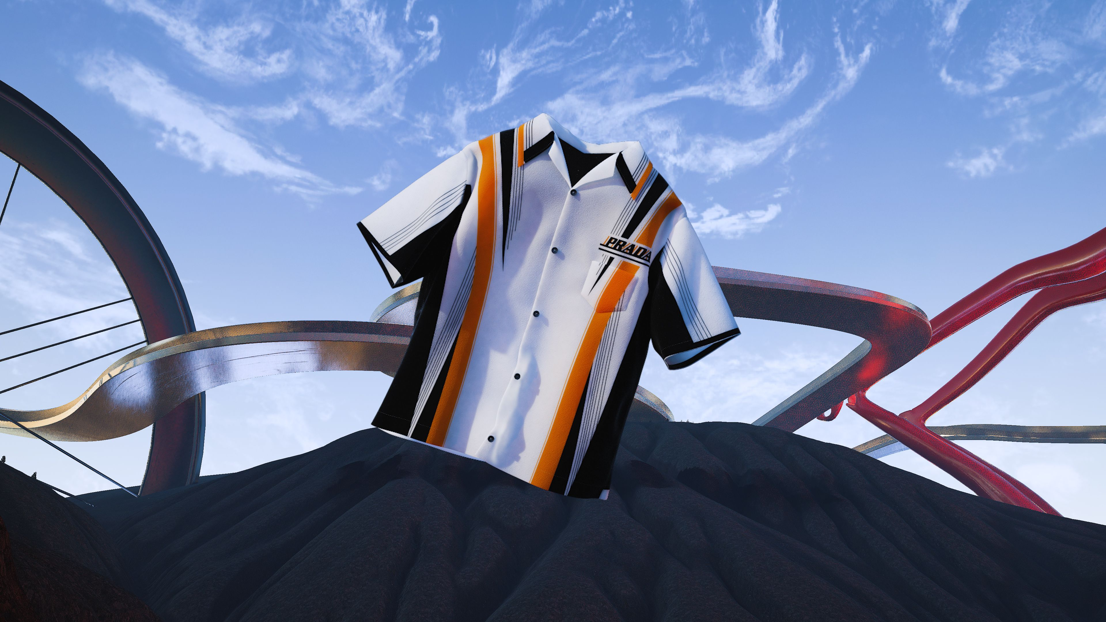 Prada Debuted Another Of The World's Most Collectible Shirts