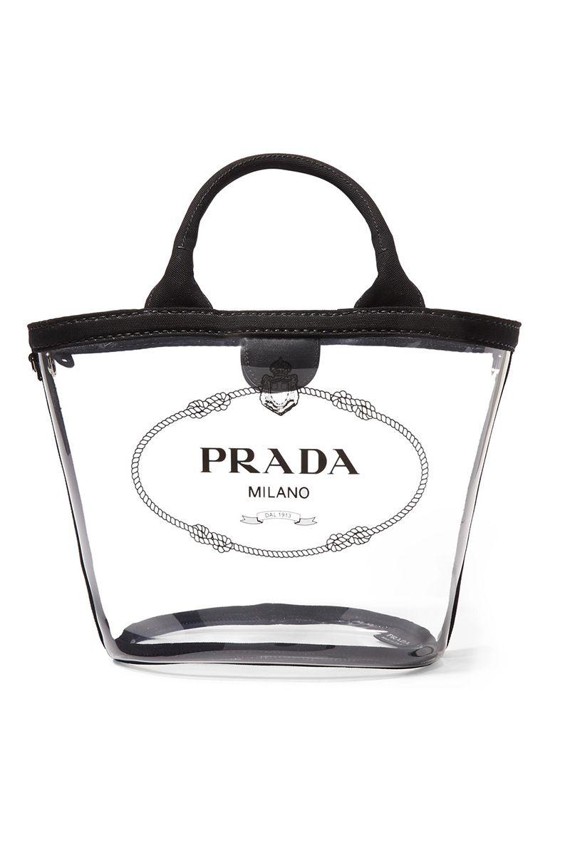 best transparent bag -clear plastic handbags