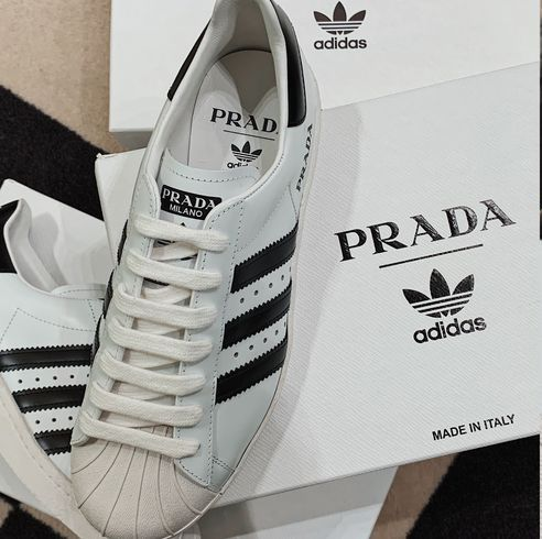 prada x adidas 第二波聯名球鞋台灣開賣!三款球鞋開箱 販售日期、價格一次筆記