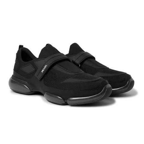 Shoe, Footwear, Black, White, Walking shoe, Outdoor shoe, Sneakers, Cross training shoe, Athletic shoe, Sportswear,