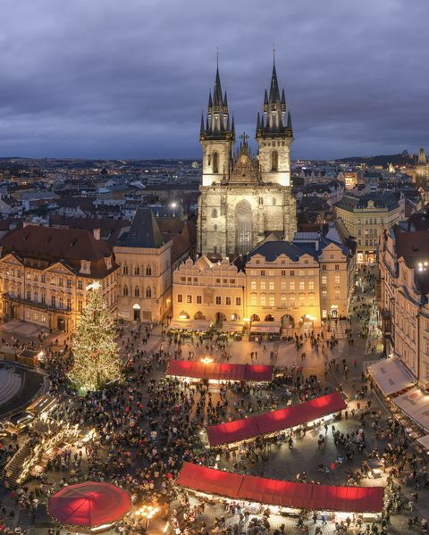 Best Christmas markets in Europe - Prague Christmas market