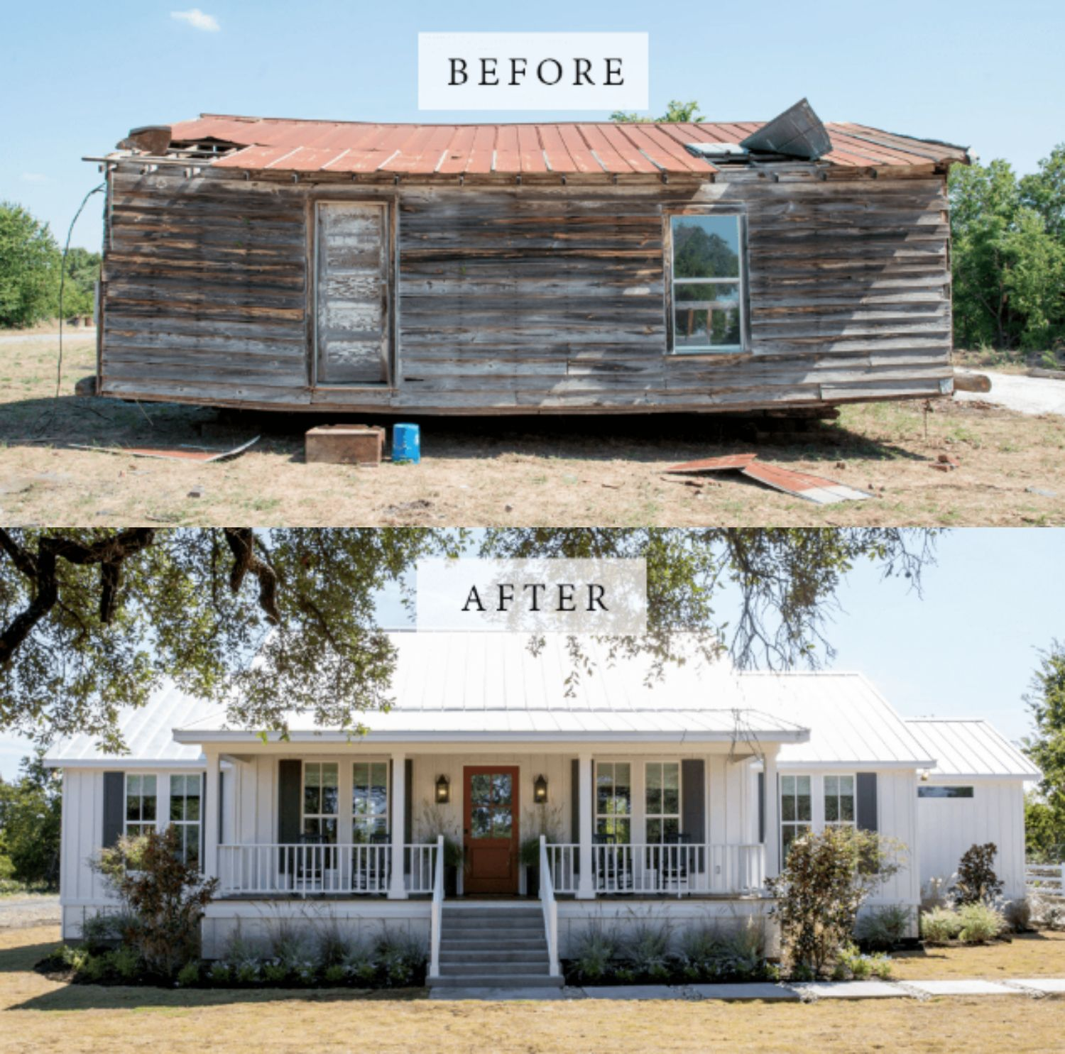 The Little Shack on the Prairie From Season 4 of Fixer Upper is On the Market