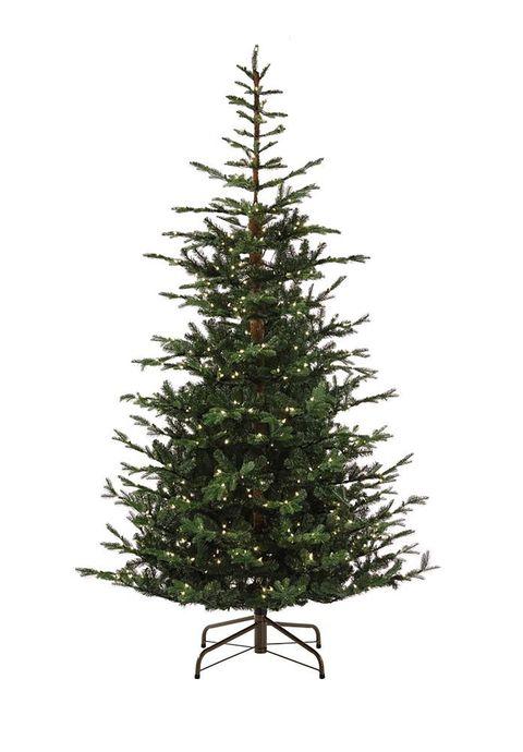 home depot 9 feet pre lit artificial christmas tree - Artificial Christmas Trees Home Depot