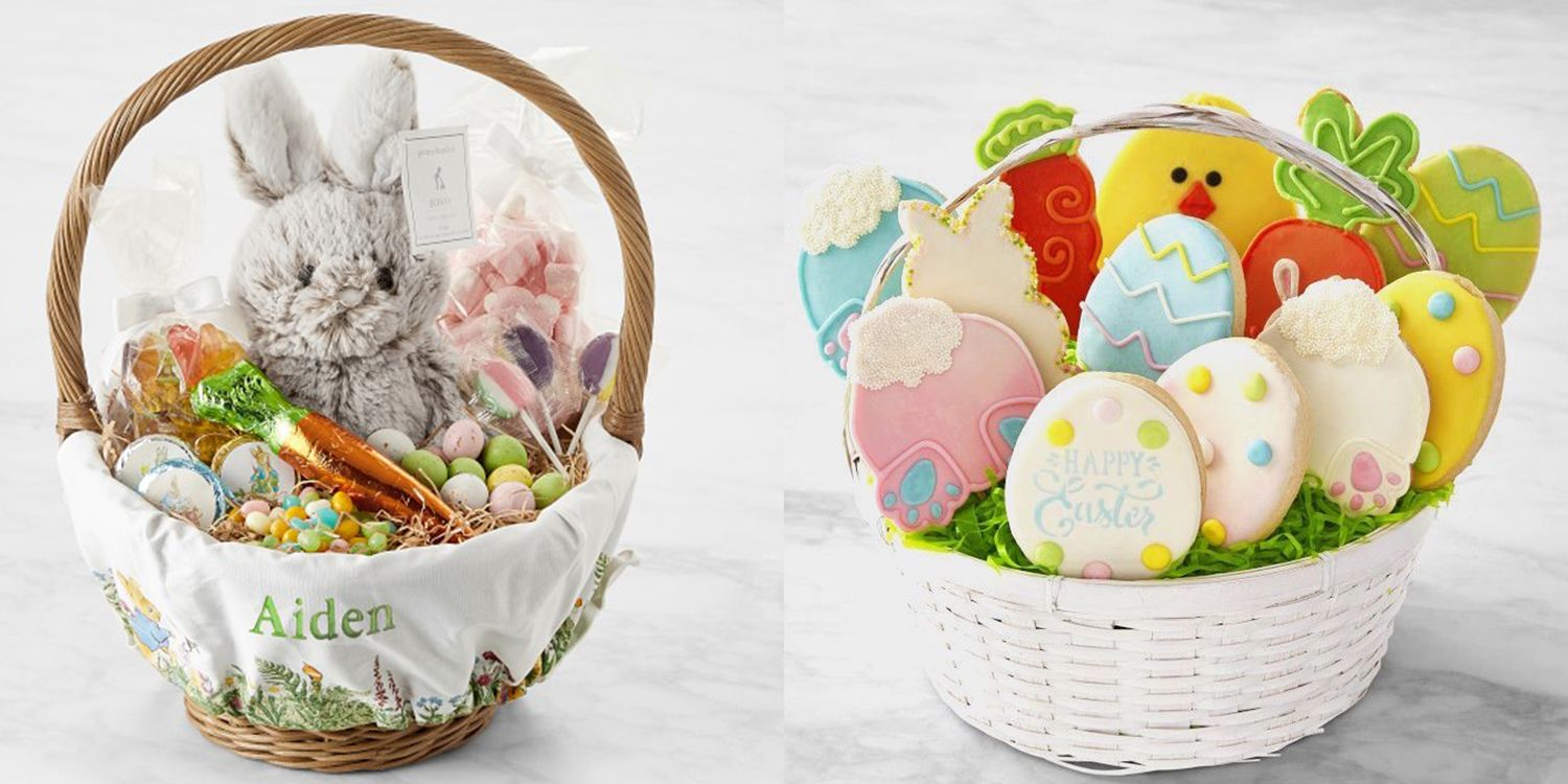 20 Best Pre-Made Easter Baskets for People Who Hate to DIY