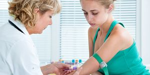 pre-pregnancy tests