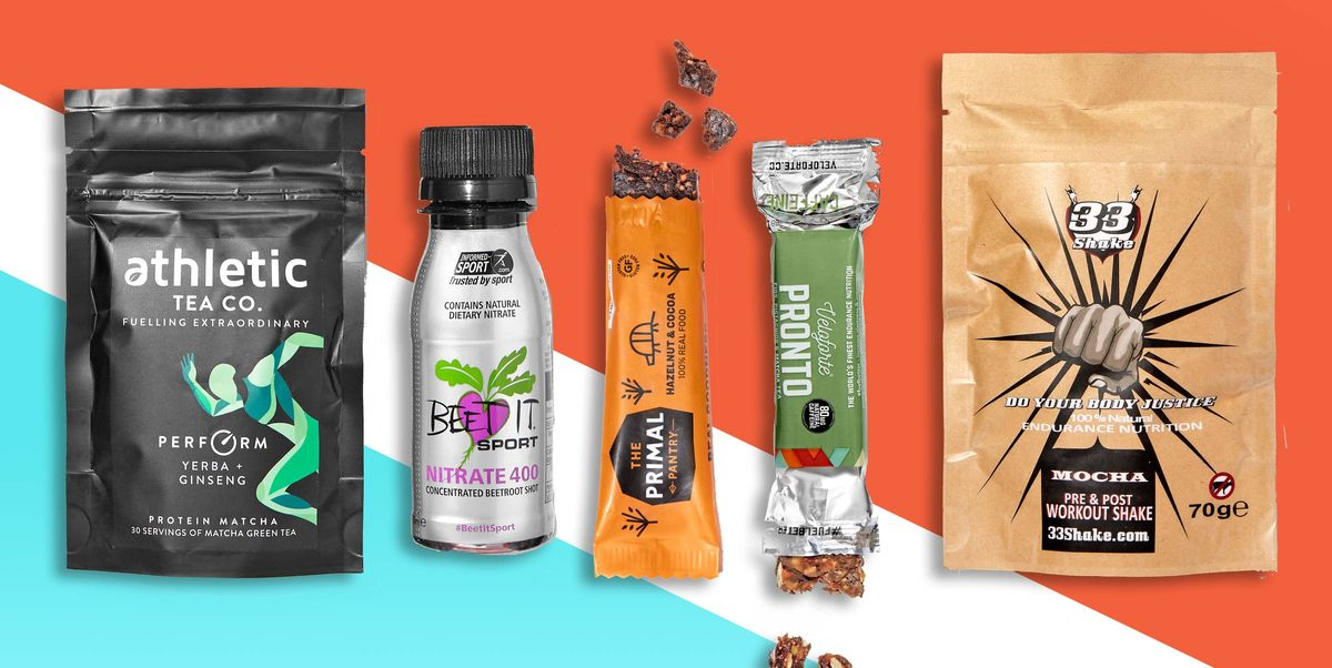 5 of the best things to mix, slurp and chew pre-run
