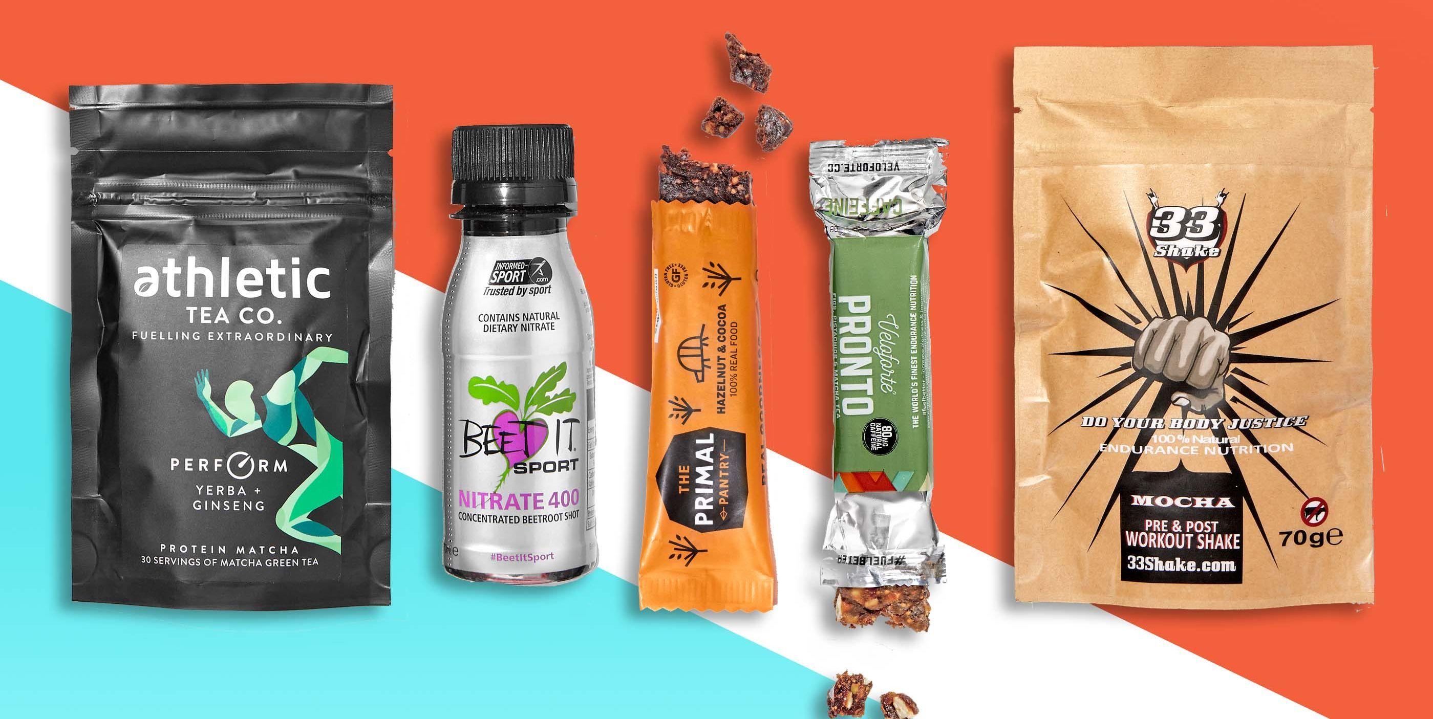 best supplements for runners pre-run
