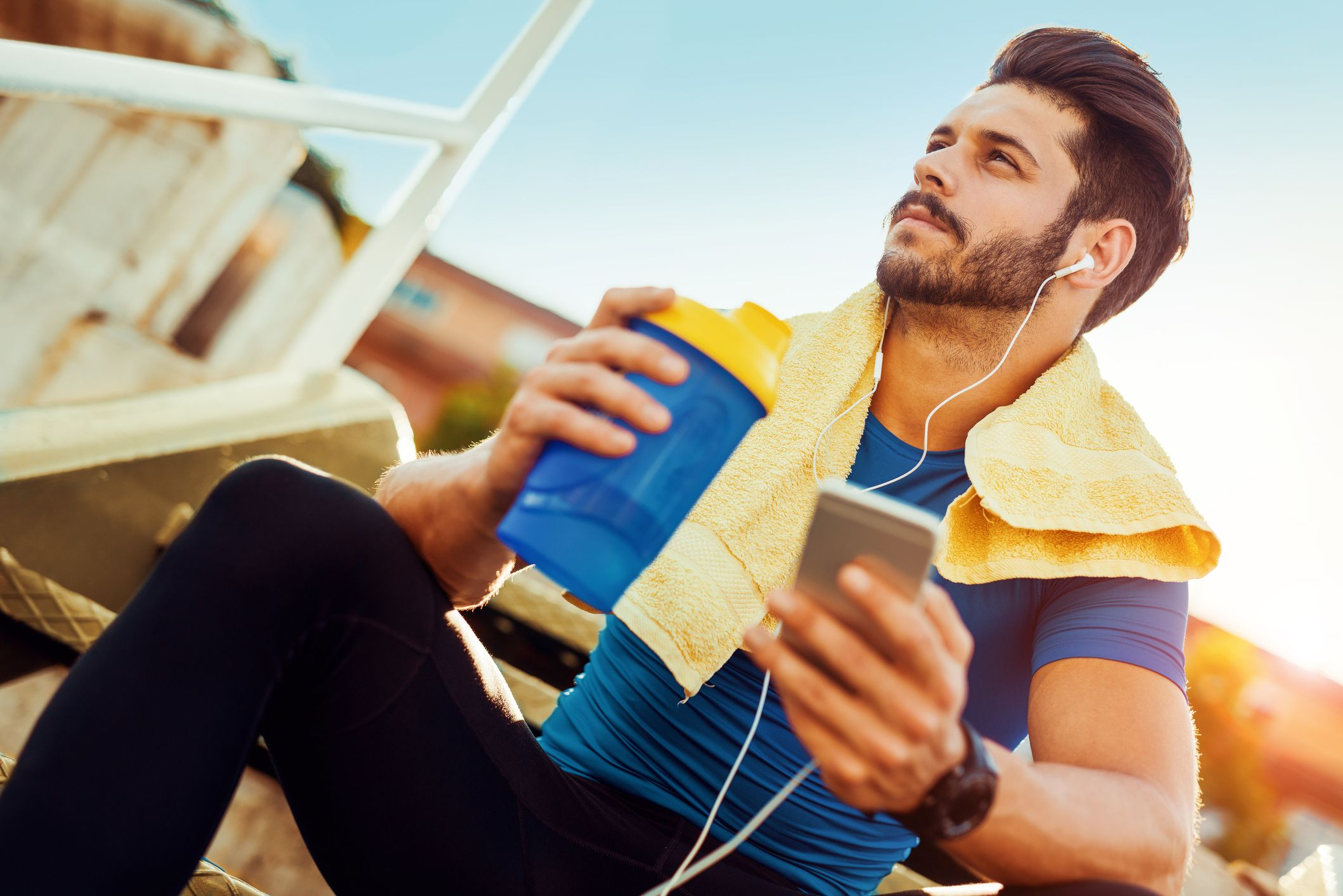 What Is Pre-workout and Should You Be Using It?