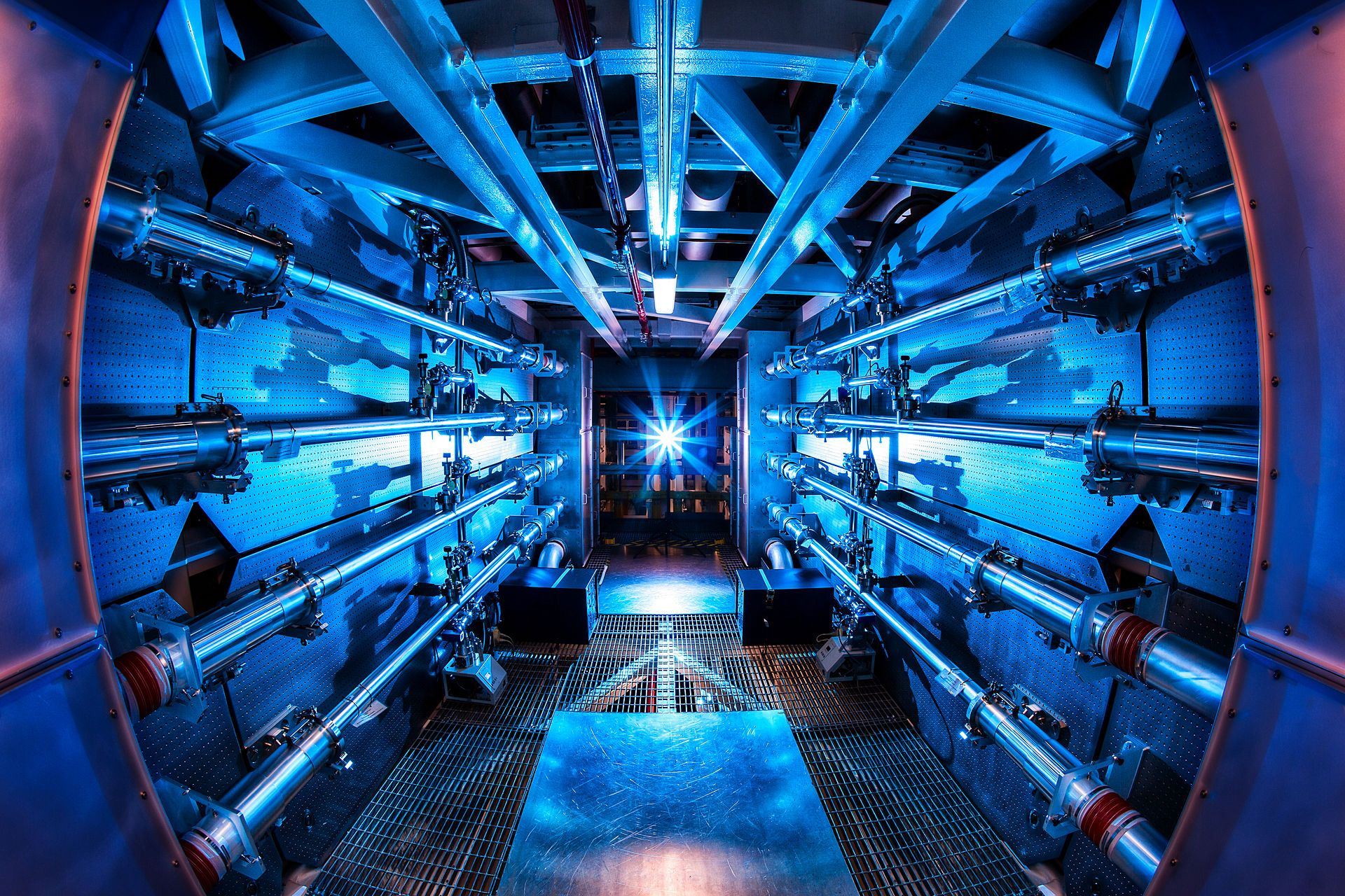 This Nuclear Fusion Reactor Is Damn Close to Burning Plasma