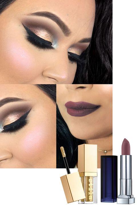 Eyebrow, Face, Eyelash, Lip, Eye shadow, Eye, Nose, Cosmetics, Beauty, Cheek,