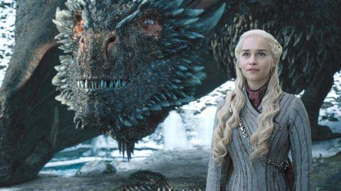 """emilia clarke es daenerys en """"juego de tronos"""""""