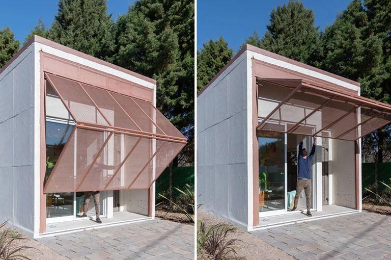 Arriva la mini casa che costa 1000 euro, e cambierà tutto