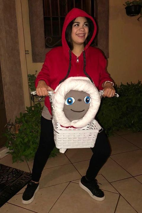 ET - Pregnancy Halloween Costume