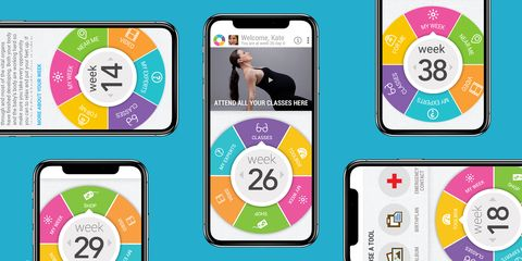 20 best pregnancy apps for new moms in 2018 pregnancy tracker apps