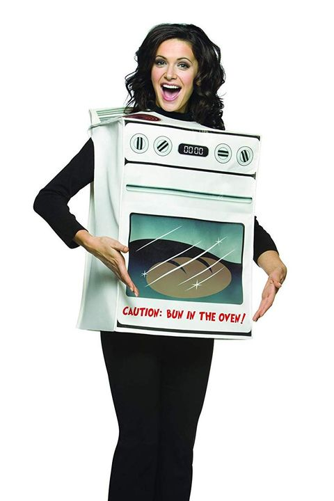 bun in the oven pregnant halloween costume