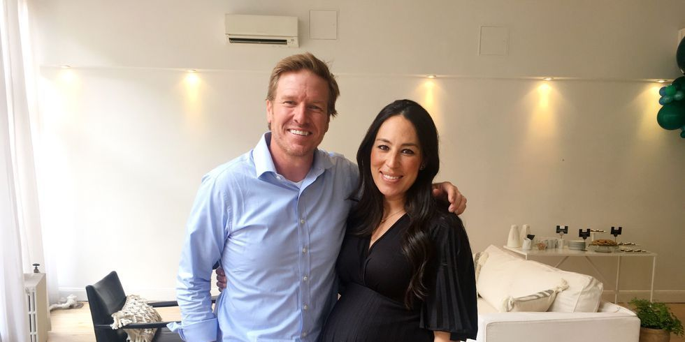 Joanna Gaines Gives Birth to Baby Boy