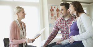 cómo influye el rh en el embarazo y el parto
