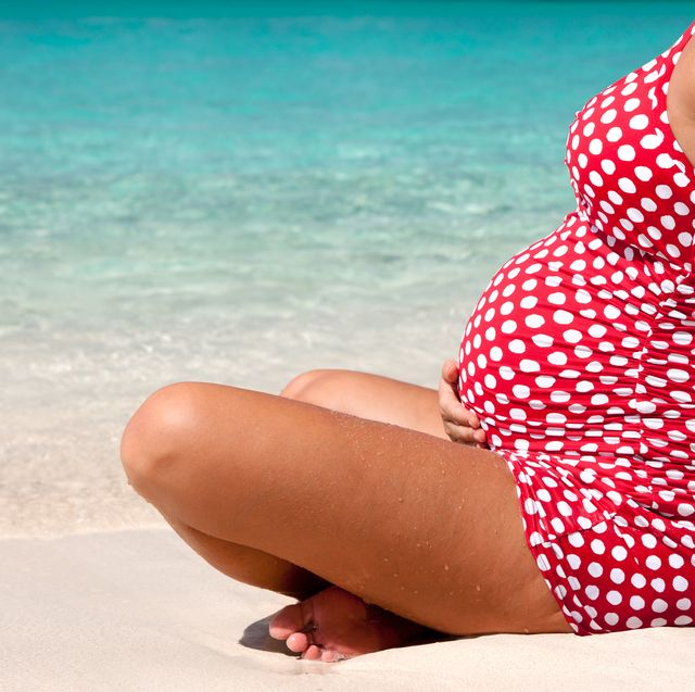 67d3247e1a The Best Maternity Swimsuits - Swimsuits to Wear When You're Pregnant