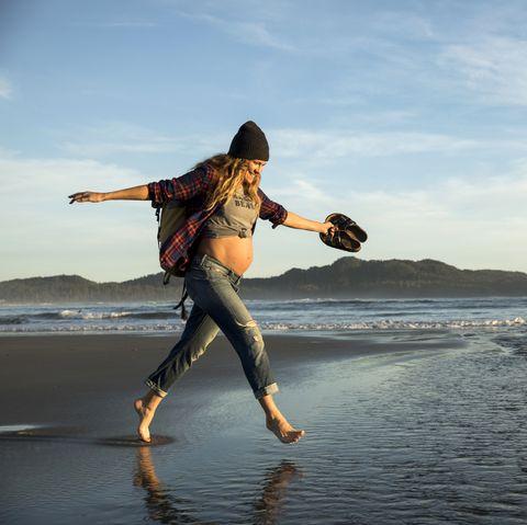 pregnancy discharge - women's health uk
