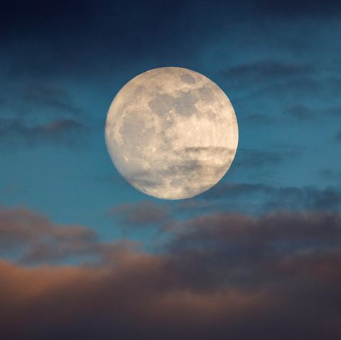 July's full Buck Moon will light up the sky tonight, 50 years after the first moon landings