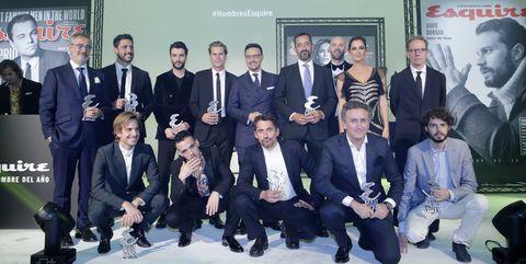 Premios Esquire 2018