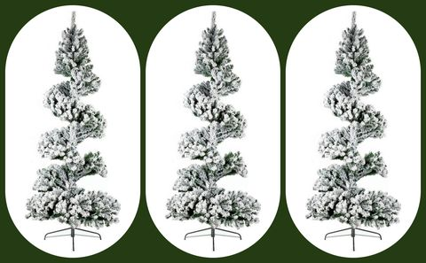 reputable site 9355f e7971 Argos Is Selling A Spiral Christmas Tree - Modern Christmas Tree