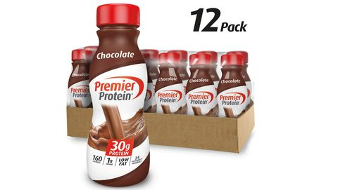 best meal replacement shakes: premier protein shakes
