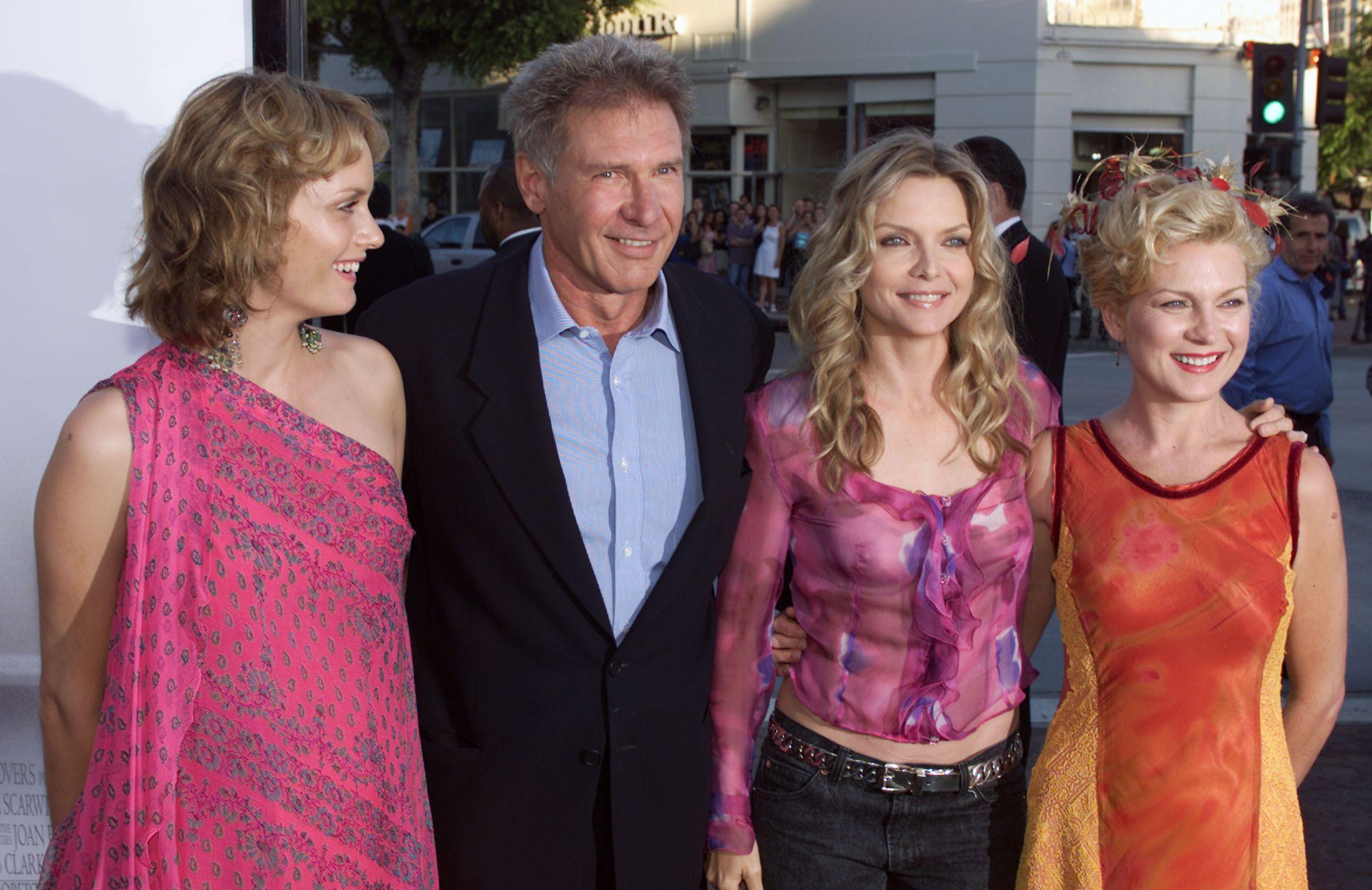 Fotos de la premiere de 'Lo que la verdad esconde' en 2000