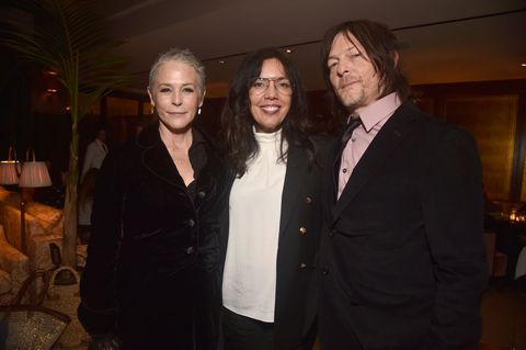 """Special Screening Of AMC's """"The Walking Dead"""" Season 10 - After Party"""