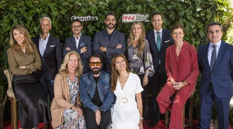 premio esquire 2019 reunion jurado