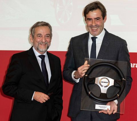 Premios Car and Driver 2020
