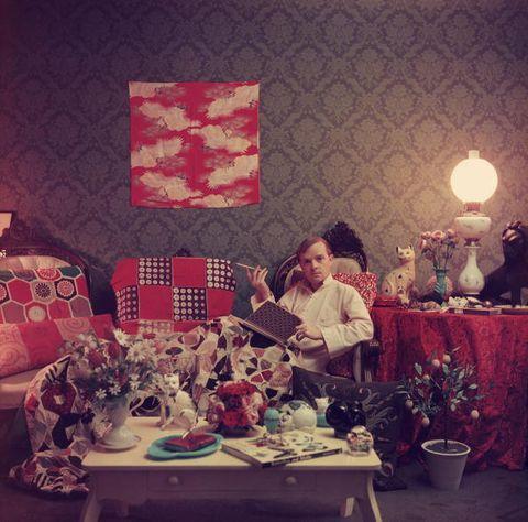 Capote At Home