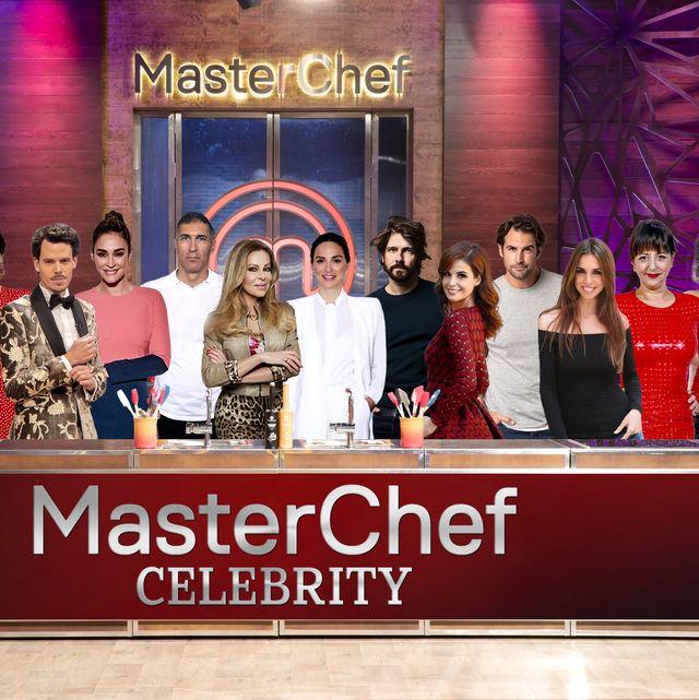 Masterchef Celebrity 4\': concursantes, rumores, noticias…