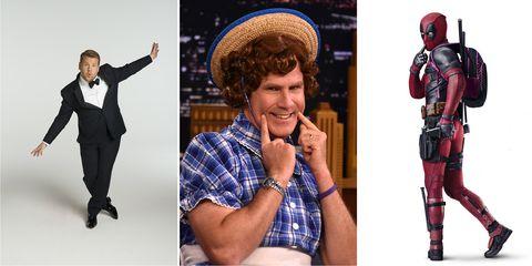 James Corden Will Ferrell Deadpool Oscars