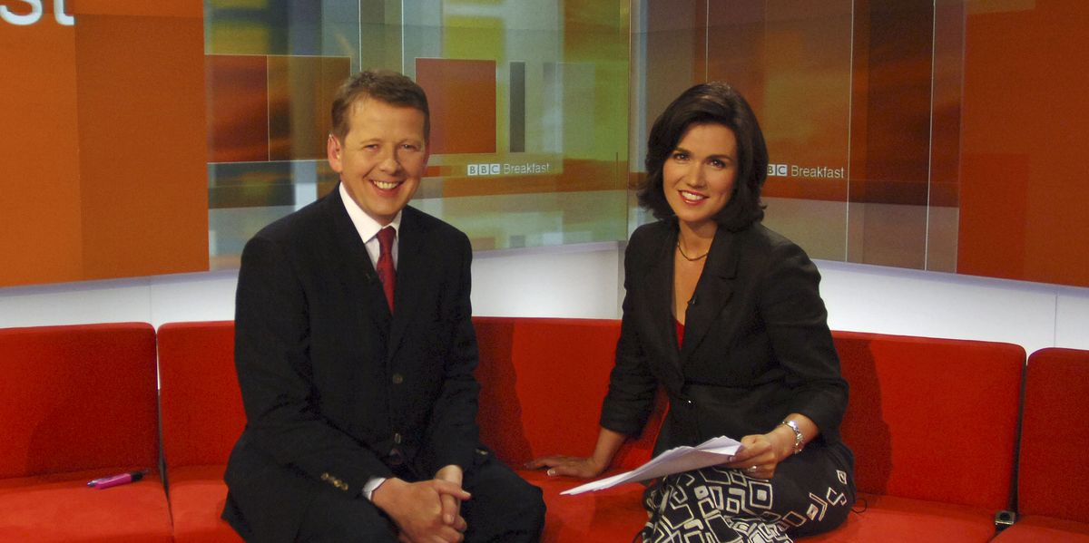 Bill Turnball and Susanna Reid to reunite on Good Morning Britain