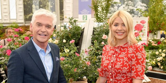 Holly Willoughby and Phillip Schofield announce This Morning break